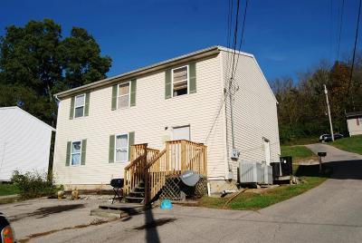 Aurora Multi Family Home For Sale: 535 Indiana Avenue