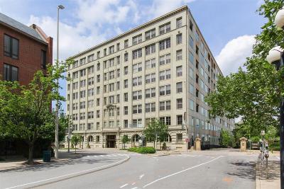 Hamilton County Condo/Townhouse For Sale: 400 Pike Street #501