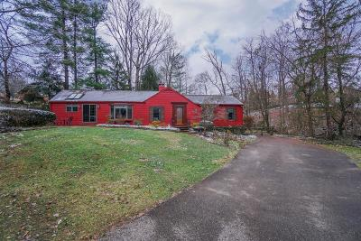 Hamilton County Single Family Home For Sale: 6604 Hudson Parkway