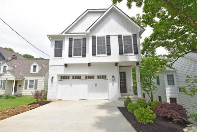 Hamilton County Single Family Home For Sale: 3626 Russell Avenue