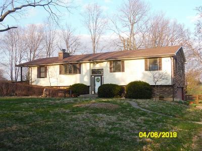 Preble County Single Family Home For Sale: 211 Valhalla Cove