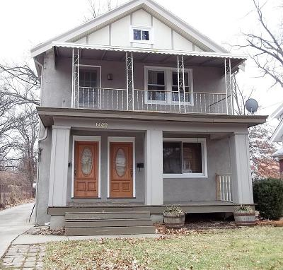 Cincinnati Multi Family Home For Sale: 6629 Iris Avenue