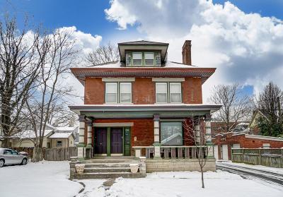 Cincinnati Multi Family Home For Sale: 1732 De Sales Lane