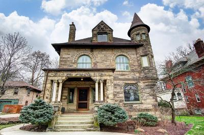 Cincinnati Single Family Home For Sale: 3006 Fairfield Avenue