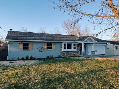 Blue Ash Single Family Home For Sale: 5350 Donjoy Drive