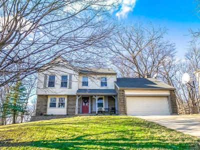 West Chester Single Family Home For Sale: 6690 Old Station Drive