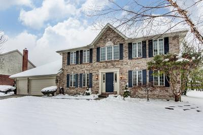 Warren County Single Family Home For Sale: 3287 Crooked Tree Drive