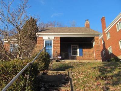 Cincinnati Single Family Home For Sale: 4248 Loubell Lane