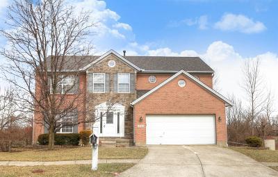 Warren County Single Family Home For Sale: 7858 Winding Creek Court