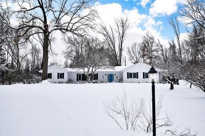 Hamilton County Single Family Home For Sale: 7405 Aracoma Forest Drive