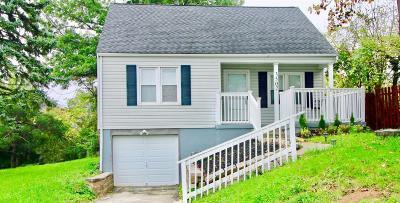 Cincinnati Single Family Home For Sale: 3502 Fyffe Avenue
