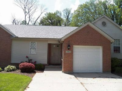 Green Twp Single Family Home For Sale: 5755 Cheviot Road #K