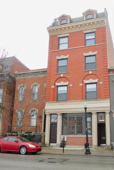 Cincinnati Condo/Townhouse For Sale: 221 W Ninth Street