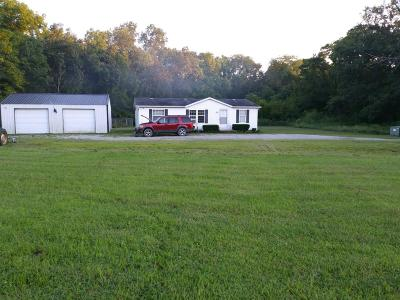 Adams County, Brown County, Clinton County, Highland County Single Family Home For Sale: 17098 Us 68