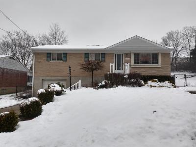 Green Twp Single Family Home For Sale: 3308 Harwinton Lane