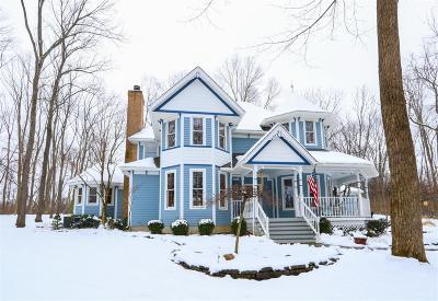 Warren County Single Family Home For Sale: 550 Markey Road