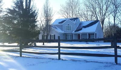 Clermont County Single Family Home For Sale: 4821 Salty Lane