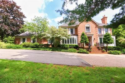 Hamilton County Single Family Home For Sale: 5820 Graves Lake Drive