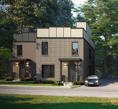 Cincinnati Single Family Home For Sale: 1714 Wm H Taft Road