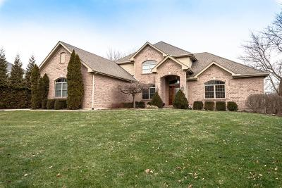 Hamilton County, Butler County, Warren County, Clermont County Single Family Home For Sale: 7516 Stone Ridge Drive