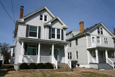 Cincinnati Single Family Home For Sale: 4227 Millsbrae Avenue