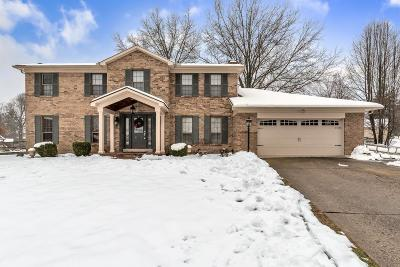 West Chester Single Family Home For Sale: 7515 Fence Row
