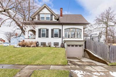 Cincinnati Single Family Home For Sale: 3203 Bach Avenue