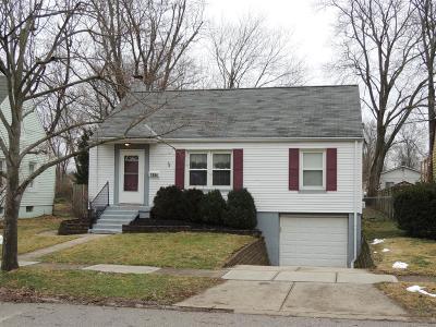 Cincinnati Single Family Home For Sale: 1354 Bursal Avenue
