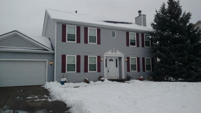 Liberty Twp Single Family Home For Sale: 4968 Grandin Ridge Drive