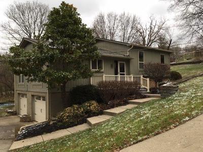 Cincinnati Single Family Home For Sale: 4251 Rybolt Road