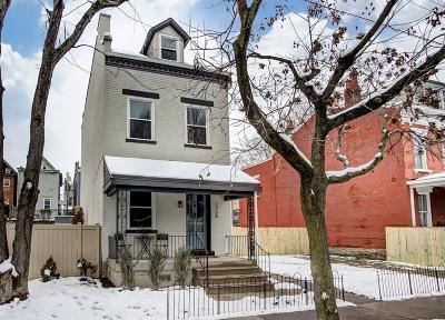 Cincinnati Single Family Home For Sale: 1756 Hanfield Street
