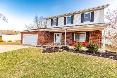 Fairfield Twp Single Family Home For Sale: 7360 Morris Road