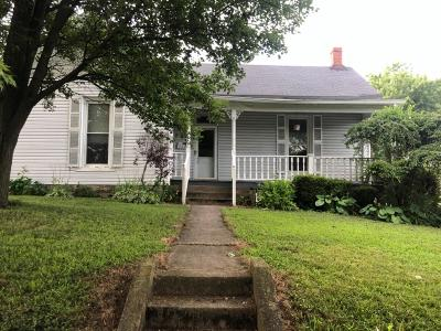 HILLSBORO Single Family Home For Sale: 148 E North Street