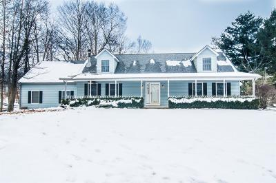 Preble County Single Family Home For Sale: 648 Snedsted Drive