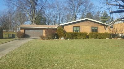 Hamilton County, Butler County, Warren County, Clermont County Single Family Home For Sale: 5548 Lucenna Drive