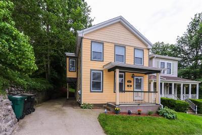 Cincinnati Single Family Home For Sale: 406 Tusculum Avenue