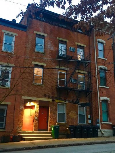 Cincinnati Multi Family Home For Sale: 213 Mulberry Street
