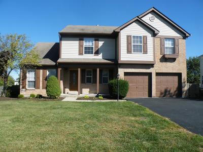 West Chester Single Family Home For Sale: 7908 Wakeshire Drive
