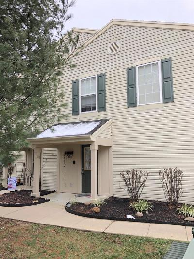 Clermont County Condo/Townhouse For Sale: 88 Ledgerwoods Drive