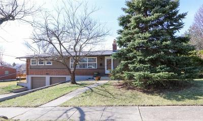 Hamilton County, Butler County, Warren County, Clermont County Single Family Home For Sale: 1 Hayden Drive