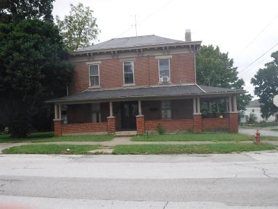 Highland County Multi Family Home For Sale: 304 W Walnut Street