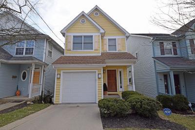 Cincinnati Single Family Home For Sale: 520 Missouri Avenue