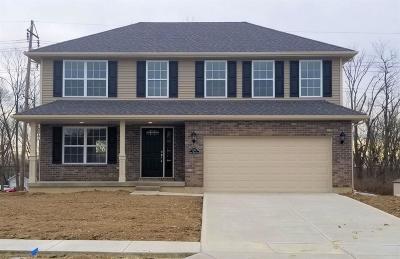 Miamisburg Single Family Home For Sale: 1270 Sierra Ridge Drive