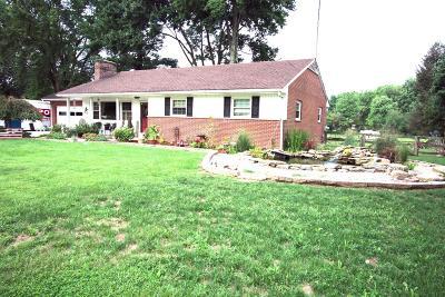 Hamilton County, Butler County, Warren County, Clermont County Single Family Home For Sale: 5473 Marathon Edenton Road