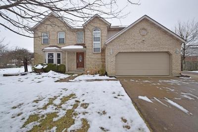 Warren County Single Family Home For Sale: 5527 Woodvalley Court