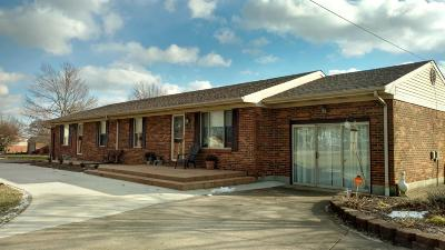 Single Family Home For Sale: 4937 Eck Road