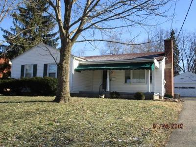 Hamilton County, Butler County, Warren County, Clermont County Single Family Home For Sale: 517 Orchard