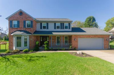Hamilton County Single Family Home For Sale: 4687 Greenwald Court