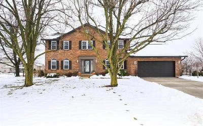 West Chester Single Family Home For Sale: 8363 Cannon Knoll Court