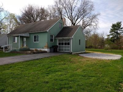 Clermont County Single Family Home For Sale: 1351 St Rt 125